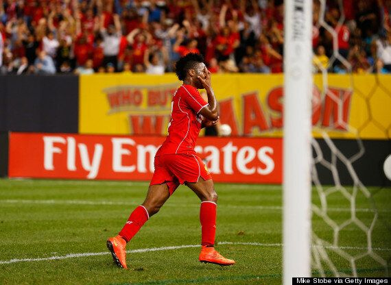 Bredan Rodgers Compares Raheem Sterling To Lionel