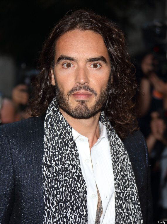 Russell Brand Reveals He Had A Sexual Encounter With A Man In A Pub