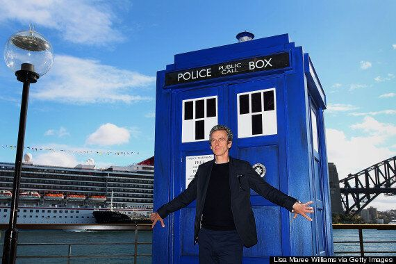 'Doctor Who': Peter Capaldi Reveals Details Of Matt Smith's Time Lord