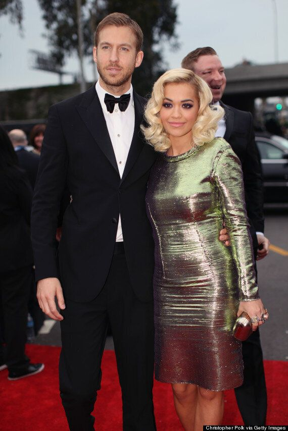 Calvin Harris Responds To Rita Ora's Claim He Stopped Her 'I Will Never Let You Down Performance' At...