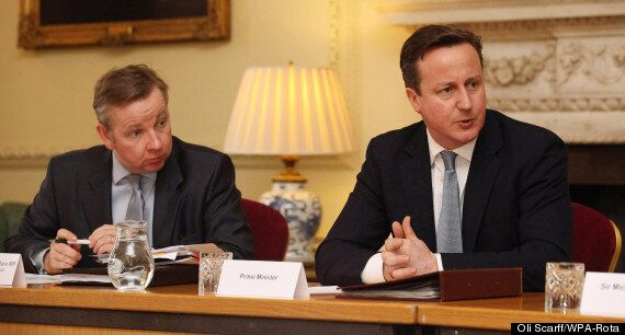 Michael Gove Attacks The 'Ridiculous' Number Etonians In David Cameron's Inner