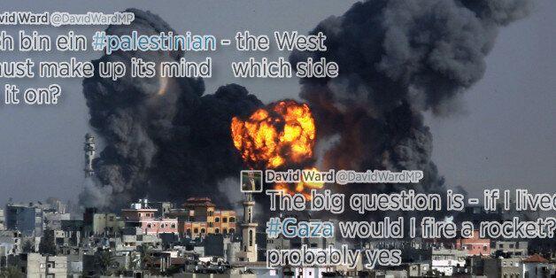 David Ward, Lib Dem MP, Will Face No Disciplinary Action For 'Vile' Gaza