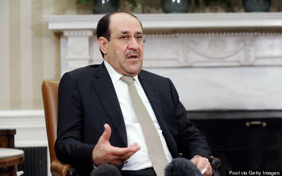 Iraqi Prime Minister Haider Al Abadi Pledges To 'Rebuild And Re-Train' Army To Defeat
