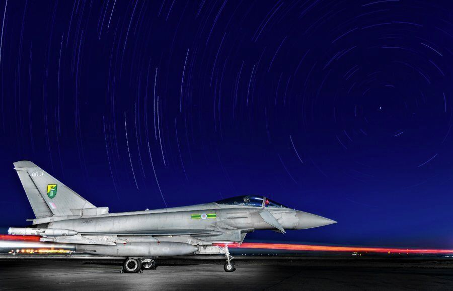 Stunning Imagery From The 2013 RAF Photographic Competition