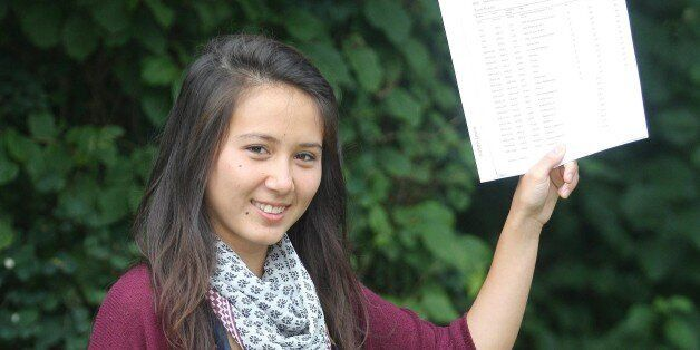 A-Level Results Day 2014: More Students Than Ever Accepted Into