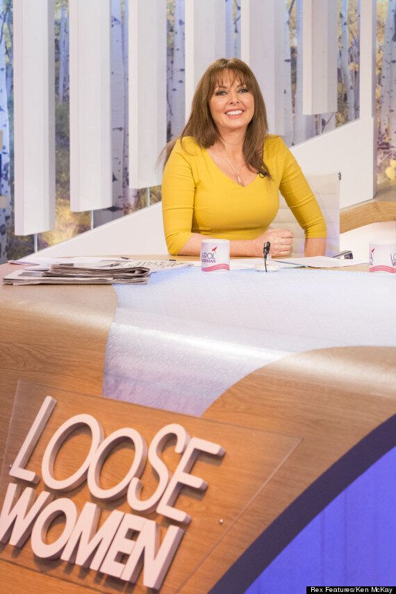 Carol Vorderman Could Face 'Loose Women' Chop With Coleen Nolan And Myleene Klass To Boost Show's