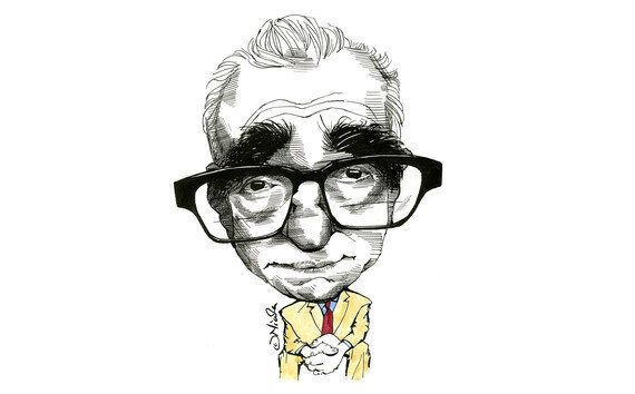 Martin Scorsese Doesn't Live Here Anymore and More's the