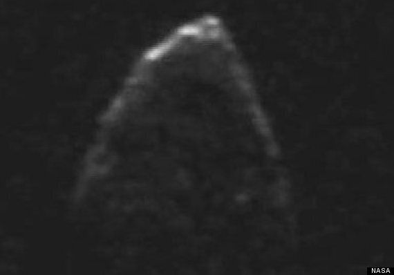 'Impossible' Asteroid 1950DA Could Be Heading For