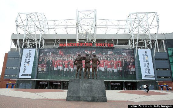 Manchester United Ban iPads Due To Terror
