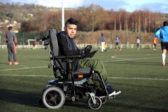 Manchester United Hire World's First Wheelchair-Bound