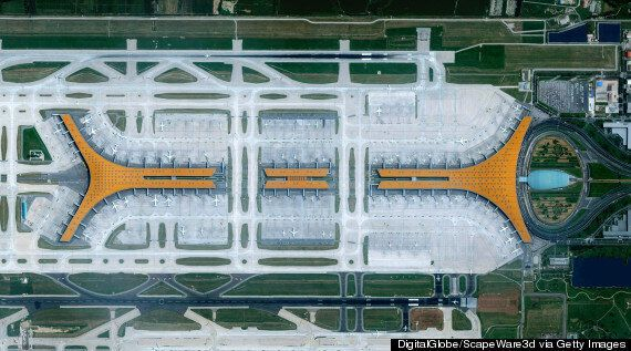 DigitalGlobe WorldView-3 Satellite Is Ridiculously Powerful, And In Orbit Right