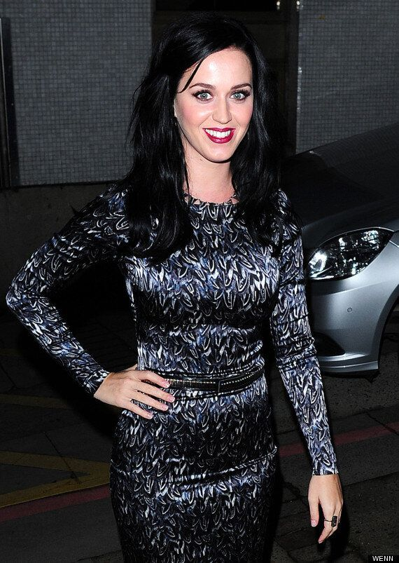 Katy Perry Reveals She Takes 26 Pills A Day And Suffers From