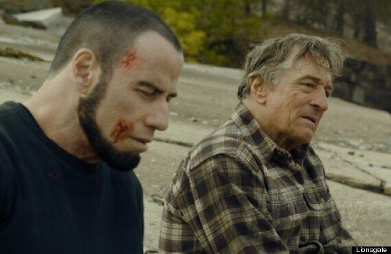 John Travolta Interview: Working With Robert De Niro, And Why Playing A Serbian Soldier In 'Killing Season'...