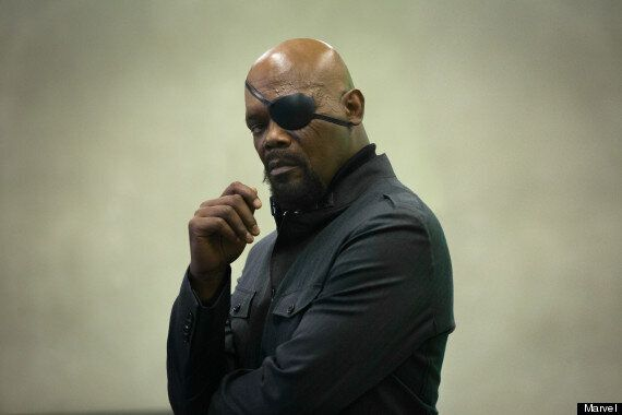Samuel L Jackson On 'Captain America': 'The Greater The Villain, The Greater The