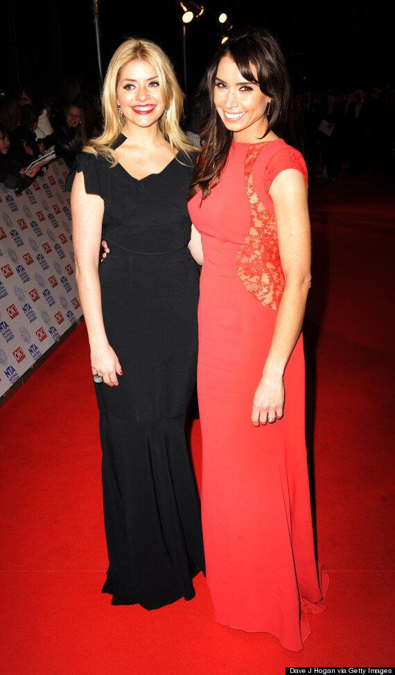 #HollyAndChristine: Christine Bleakley 'Nervous' To Host 'This Morning' With Holly