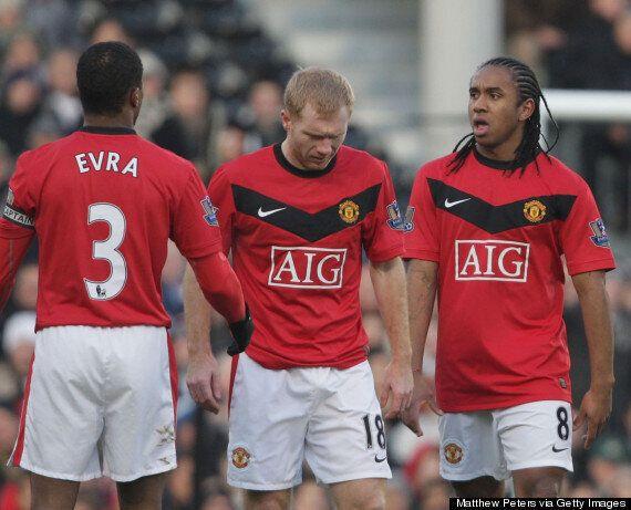 Manchester United: Their Last Premier League 3-5-2