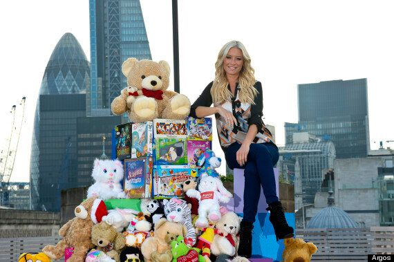Denise Van Outen: How Showbiz Are