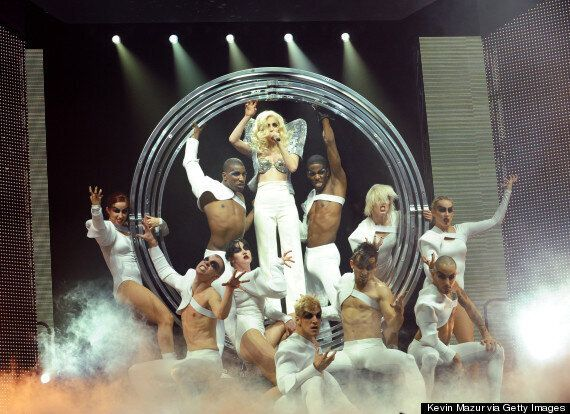Lady Gaga's 2009 'Monster Ball' Tour Left The 'Do What U Want' Singer