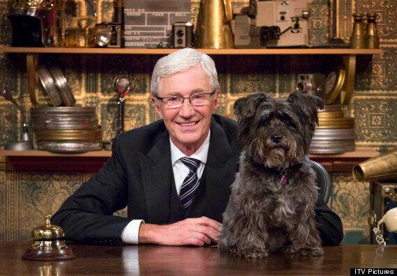 Paul O'Grady Spends £8k On Dog Olga's Cancer