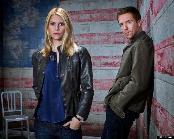 'Homeland' Renewed For Fourth Series By US Network