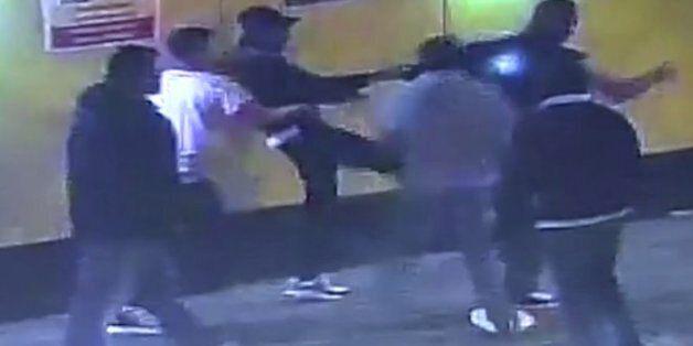 US Student Francesco Hounye Attacked By Asian Gang London