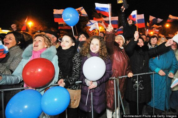 Crimea Is 'First Step' Towards Secession Of East Ukraine To Russia, Says Deputy PM Rustam