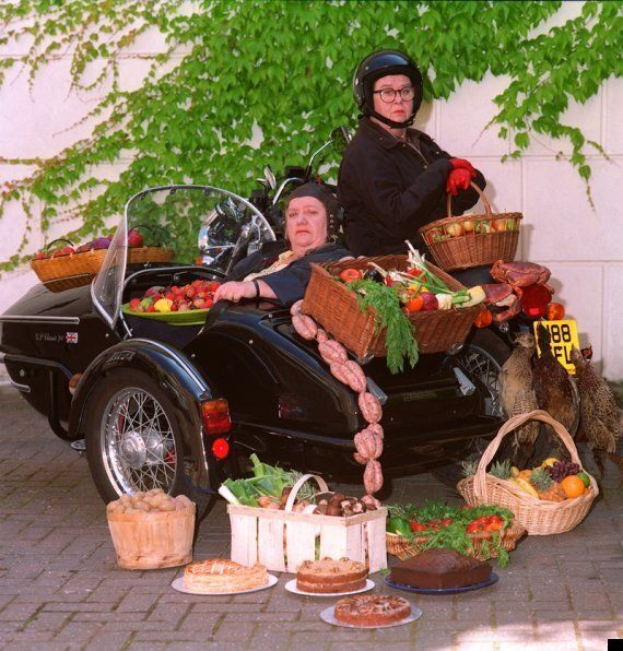 Clarissa Dickson Wright Dead: Two Fat Ladies Chef Dies Aged