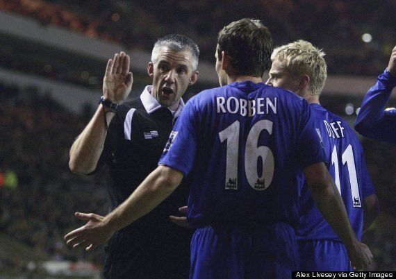 Chris Foy's Chelsea Red Cards: Is José Mourinho Right To Question