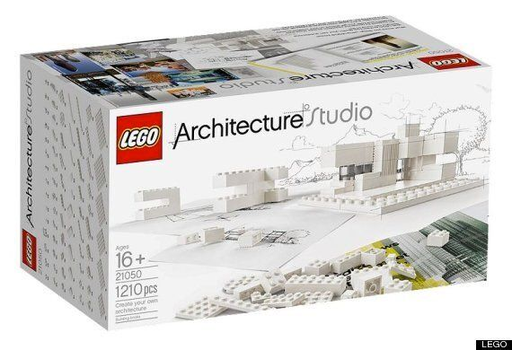'Lego Architecture Studio' Review: Work Versus