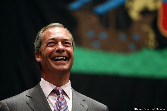 Nigel Farage Accuses BBC Of 'Planning Attack' As Ukip Leader Confirms Commons