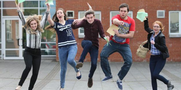 Record Number Of Students Gain University
