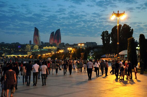 Azerbaijan Impresses on the World