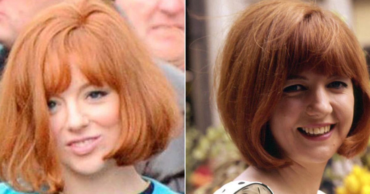Sheridan Smith Reveals Cilla Black Makeover On Itv Drama Set Pics Huffpost Uk