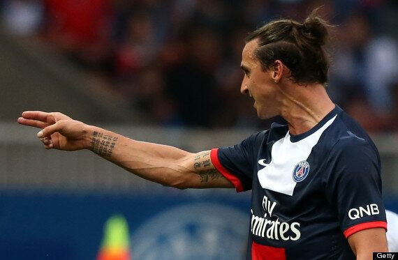 Zlatan Ibrahimović Warned Over 'Gun' Gesture Aimed At Toulouse