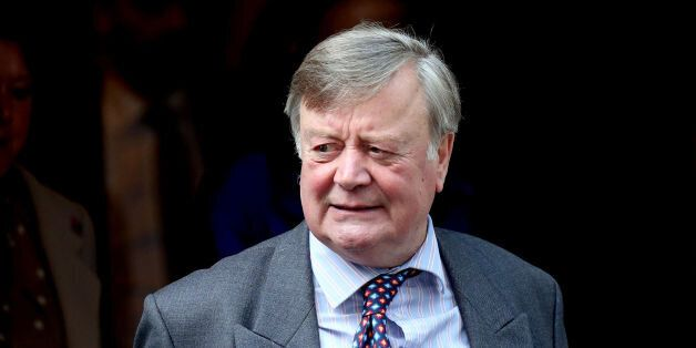 File photo dated 05/09/12 of veteran Conservative Ken Clarke who wiill stand for re-election in 2015,...