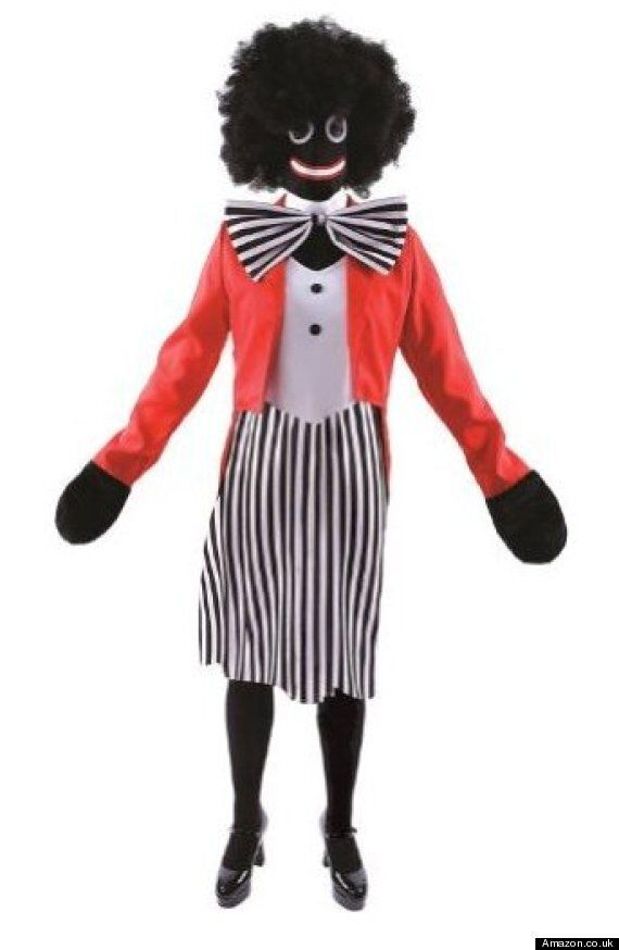 Amazon Sells 'Eye-Catching' Golly Doll Halloween