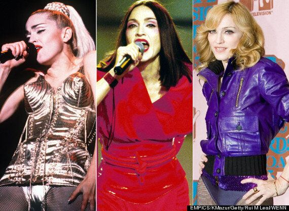Madonna Turns 56: Cone Bras, Pink Leotards And Cowboy Hats... We Count Down The Queen Of Pop's Most Memorable...