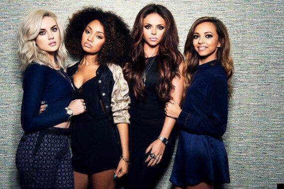 Little Mix 'Move' Video: The Girls Are In Charge