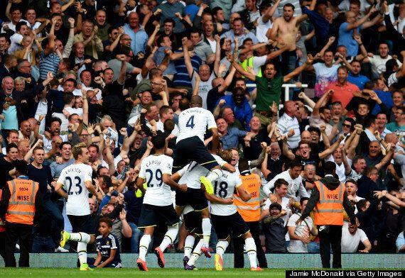 Premier League Results: Tottenham Beat West