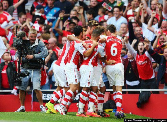Arsenal 2-1 Crystal Palace: Aaron Ramsey Spoils Eagles' Tony Pulis