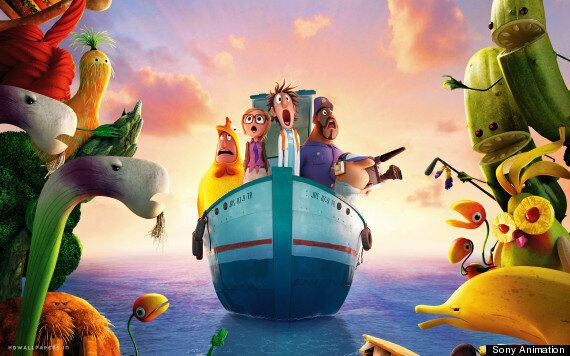 Cloudy With A Chance Of Meatballs 2' Has Another Big Message