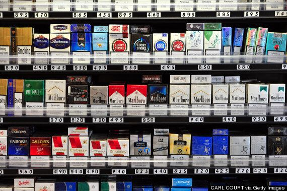 Cigarettes In Brightly-Coloured Packaging Seen As More