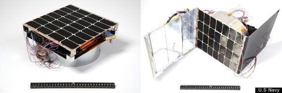 US Navy's Solar Panels In Space Could Power Entire Cities (Or