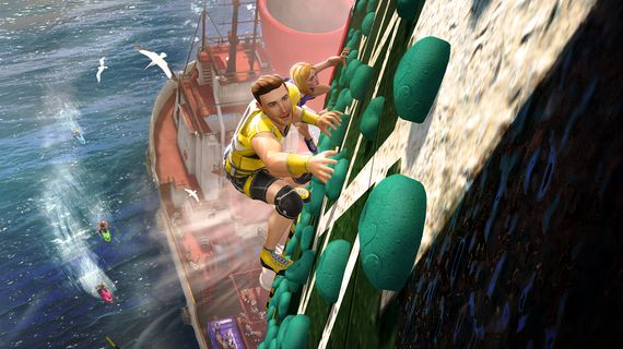 Kinect Sports Rivals Interview With Danny