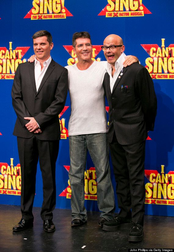 'X Factor' Musical 'I Can't Sing' Abandoned