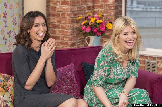 'This Morning' Fans Slam Christine Bleakley's Presenting With Holly Willoughby On
