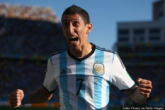 Manchester United Transfer News: Angel Di María To Cost