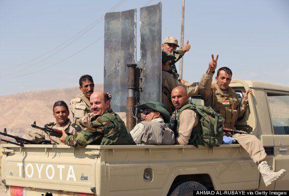 Britain's Iraq Mission 'Could Last Months', Michael Fallon