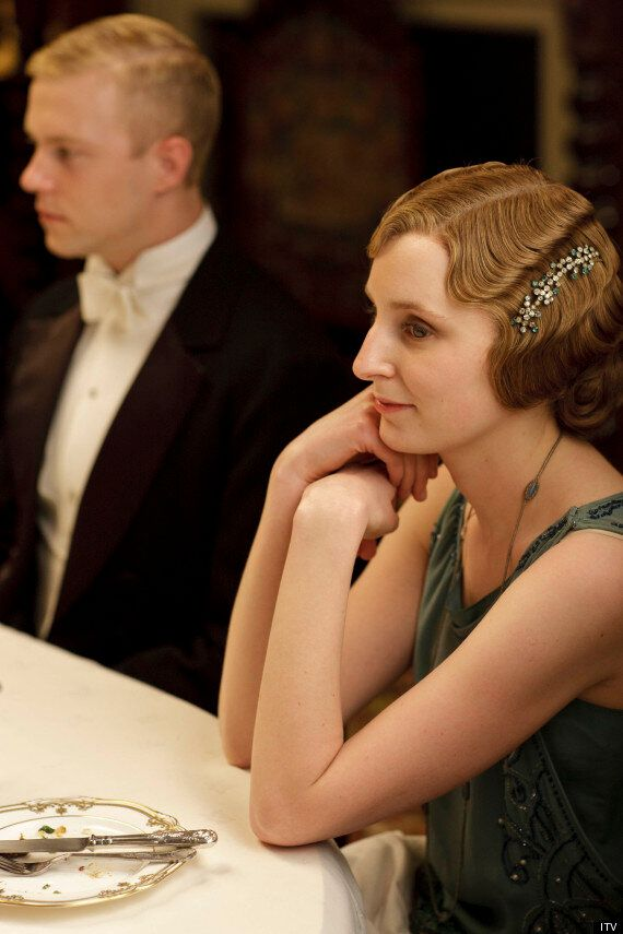 'Downton Abbey' Episode 6 Review - A Band In The House, But No Dancing For Lady