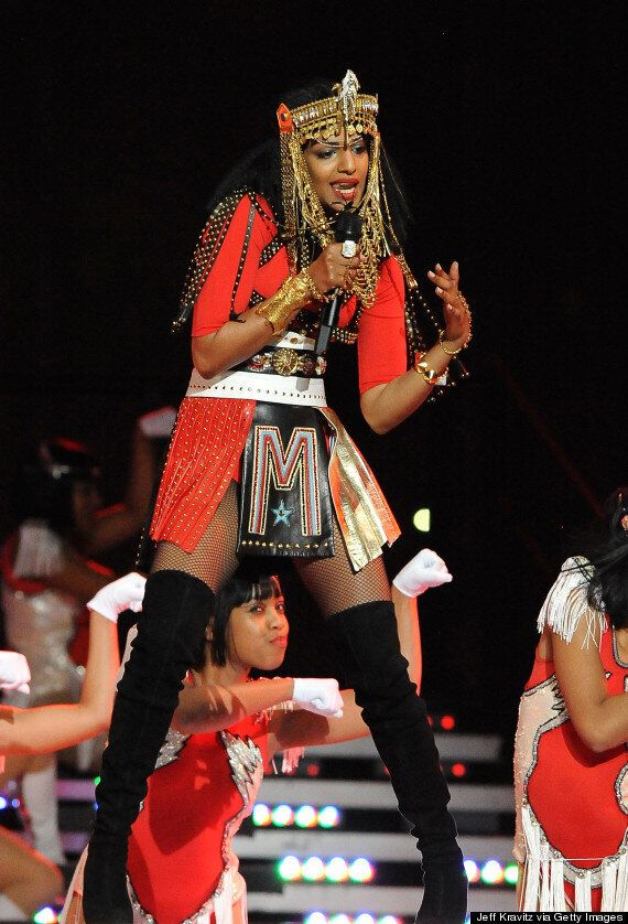 M.I.A. Asks Madonna To Lend Her $16M After Being Sued By NFL For Middle Finger Super Bowl